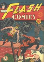 Flash Comics #23