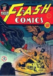Flash Comics #25