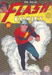 Flash Comics #26