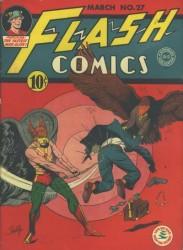 Flash Comics #27