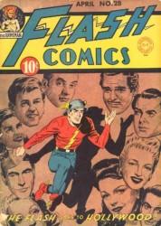 Flash Comics #28