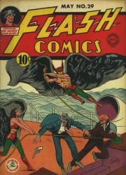 Flash Comics #29