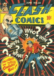 Flash Comics #30