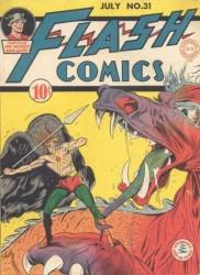 Flash Comics #31