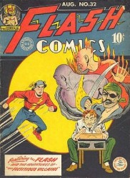 Flash Comics #32
