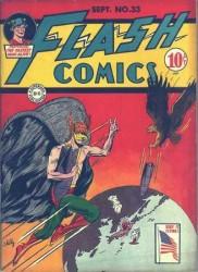 Flash Comics #33