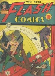 Flash Comics #35