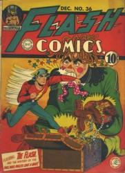 Flash Comics #36