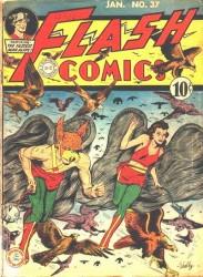 Flash Comics #37