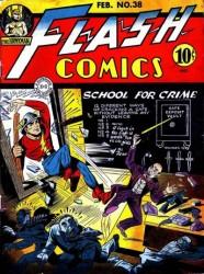 Flash Comics #38