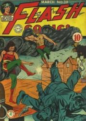 Flash Comics #39