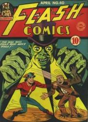 Flash Comics #40