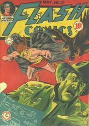 Flash Comics #41