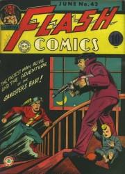 Flash Comics #42