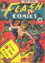 Flash Comics #43