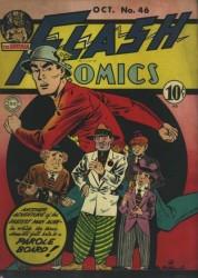 Flash Comics #46
