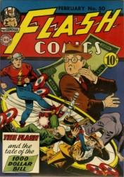Flash Comics #50