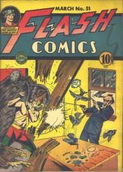 Flash Comics #51