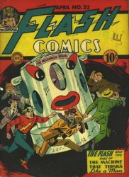 Flash Comics #52