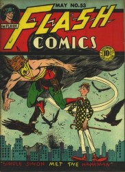 Flash Comics #53
