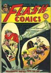 Flash Comics #54