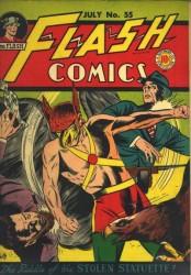 Flash Comics #55