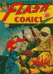 Flash Comics #56