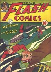 Flash Comics #58