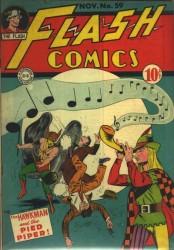 Flash Comics #59