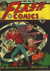 Flash Comics #60