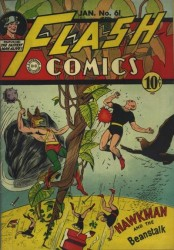 Flash Comics #61