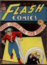 Flash Comics #62
