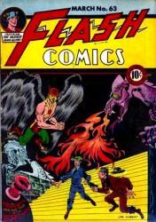 Flash Comics #63