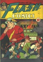 Flash Comics #64