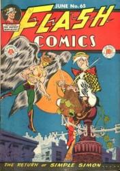 Flash Comics #65