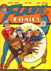 Flash Comics #66