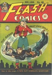 Flash Comics #68