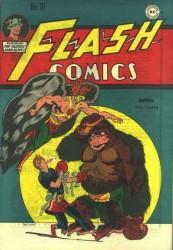 Flash Comics #70