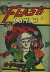 Flash Comics #72