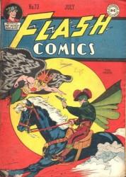 Flash Comics #73