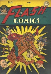 Flash Comics #74