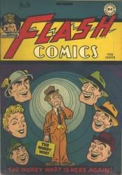 Flash Comics #76