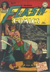 Flash Comics #77