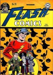 Flash Comics #78