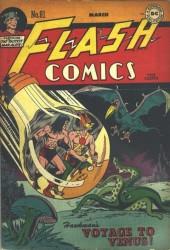 Flash Comics #81