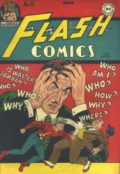 Flash Comics #82