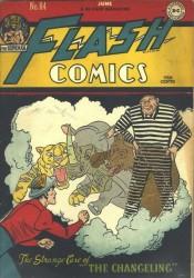 Flash Comics #84