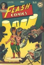 Flash Comics #85