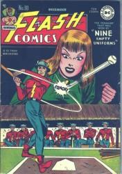 Flash Comics #90