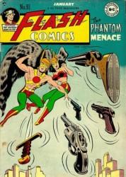 Flash Comics #91